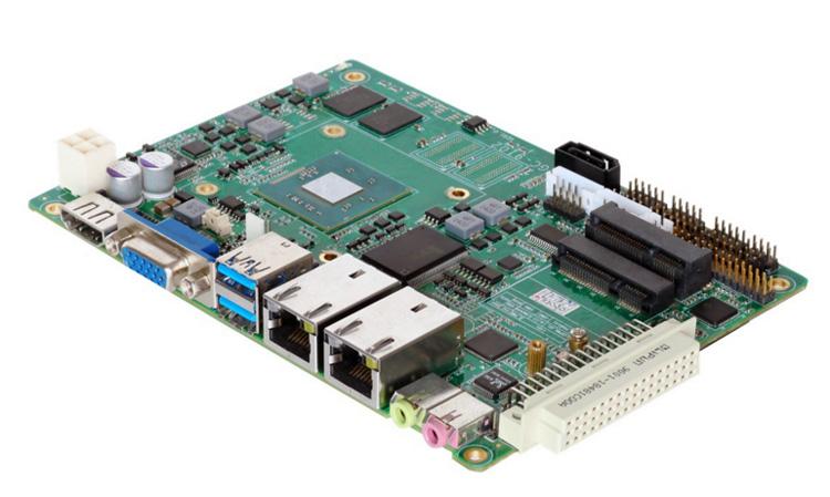 科拉德独立开发的工业主板 CES-3601