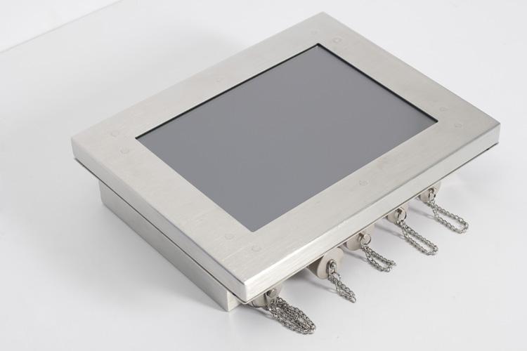 防水防腐蚀不锈钢外壳工业平板电脑正式出厂