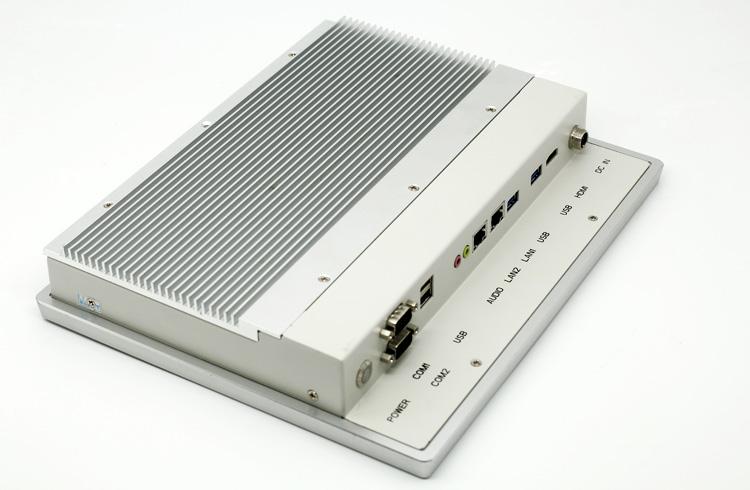 生产车间用的工业平板电脑 CPU 3865U或i3/i5