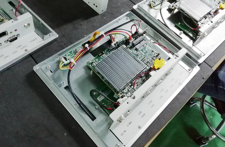 研祥工业平板电脑 每个任务都是整个应用的某一部分