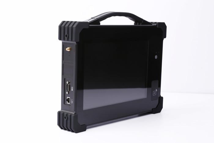 便携式一体机工业电脑-12寸加固计算机G-1262A