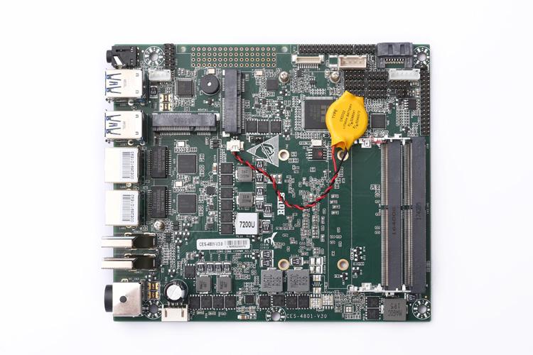 嵌入式工业主板CES-4801