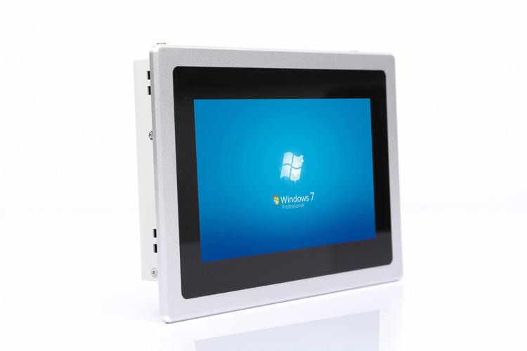 微软系统windows7 7寸工业平板电脑