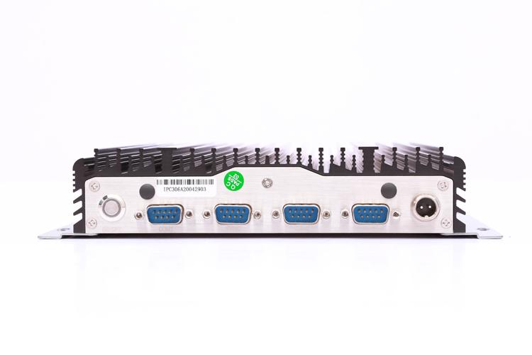 工控机IPC-306A背面