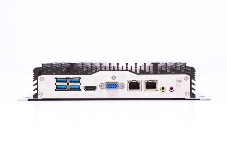 工控机IPC-306A正面