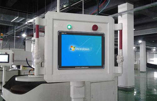 工业平板电脑应用于机械生产实现工业自动化